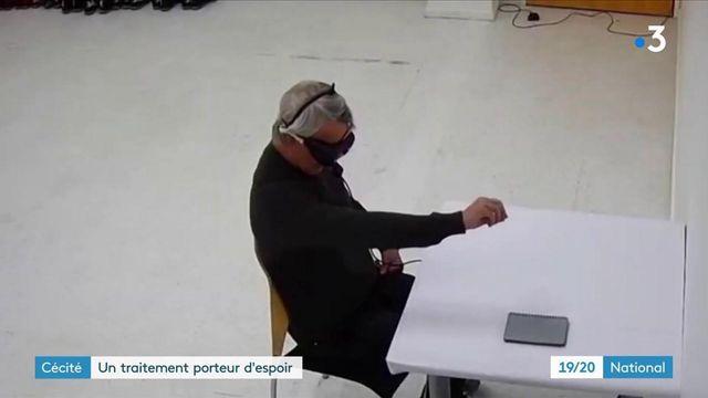 Sciences : un homme de 58 ans retrouve partiellement la vue, une première mondiale