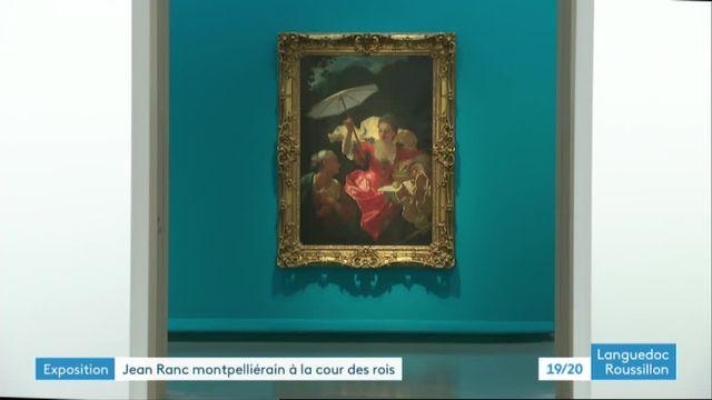 Exposition Jean Ranc au musée Fabre de Montpellier