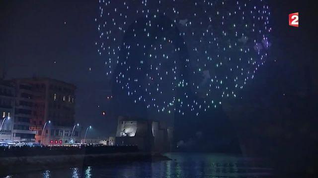 Nouvel An : À Naples, chacun peut réaliser son propre feu d'artifice