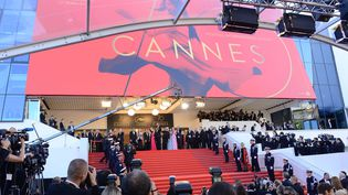 Le palais des Festivals de Cannes, mercredi 17 mai 2017. (MAXPPP)