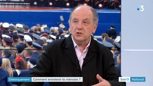 """peDébarquement : """"Ne pas inviter Poutine, C'est une façon d'humilier"""" la Russieschanski"""