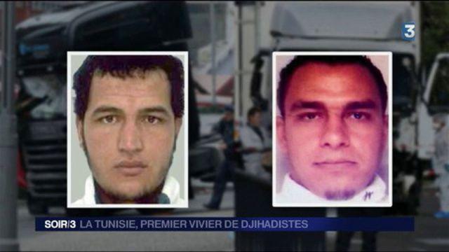 La Tunisie, premier vivier de combattants jihadistes