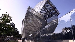 PIÈCES À CONVICTION. Fondation d'entreprise Louis-Vuitton (PIÈCES À CONVICTION / FRANCE 3)