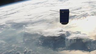 Les deux bijoux de technologie ont rejoint un premier satellite lancé il y a un an. (FRANCE 3)