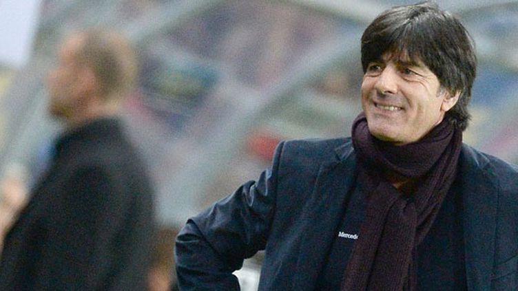 Le sélectionneur de la Mannschaft, Joachim Löw