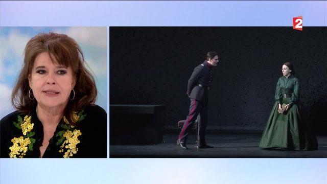 Fanny Ardant joue les metteurs en scène