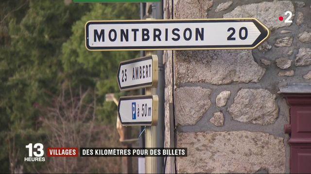 Villages : un millier de distributeurs ont fermé
