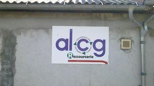 (Le siège de l'ALCG à Poligny (Jura))