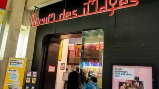 L'institution cinéphile située au coeur de Paris, a rouvert avec un programme de 35 films en 35mm à voir jusqu'au 26 juillet, avantune saison 2020/2021 qui s'annonce très riche. (BRUNO LEVESQUE / MAXPPP)