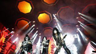 Kiss, festival Hellfest, 22juin 2019 (OLIVIER CORSAN / MAXPPP)