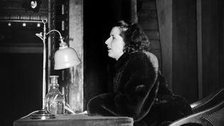 Geneviève de Gaulle-Anthonioz en décembre 1945  (AFP)