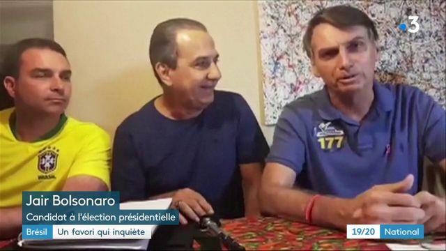 Brésil: la montée de Jair Bolsonaro inquiète