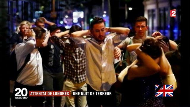 Attentats de Londres : témoignages d'une nuit traumatisante