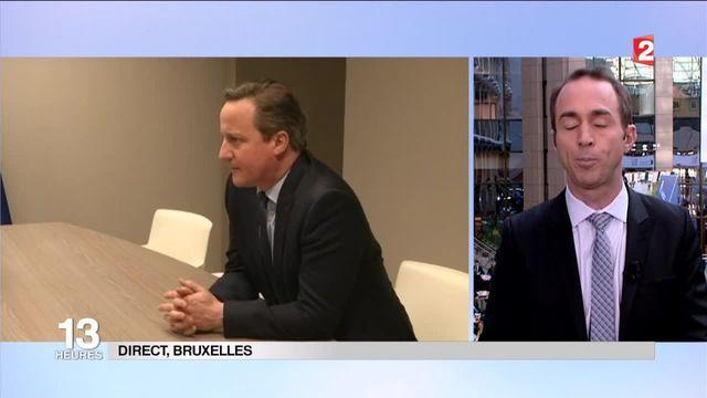Bruxelles : les discussions sur le Brexit se poursuivent