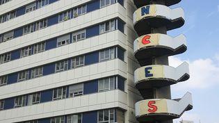 Les locaux de l'hôpital Saint-Antoine à Paris. (JÉRÔME JADOT / FRANCEINFO)