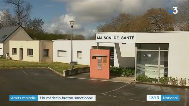 Arrêts maladie : une généraliste sanctionnée en Bretagne