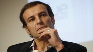 Eric Heyer, économiste à l'OFCE, le 05/12/08à Paris. (Thomas Padilla / MaxPPP)