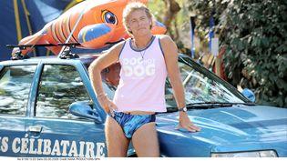 "L'acteur Franck Dubosc incarne le personnage principal des films ""Camping"", Patrick Chirac. (NANA PRODUCTIONS /SIPA)"