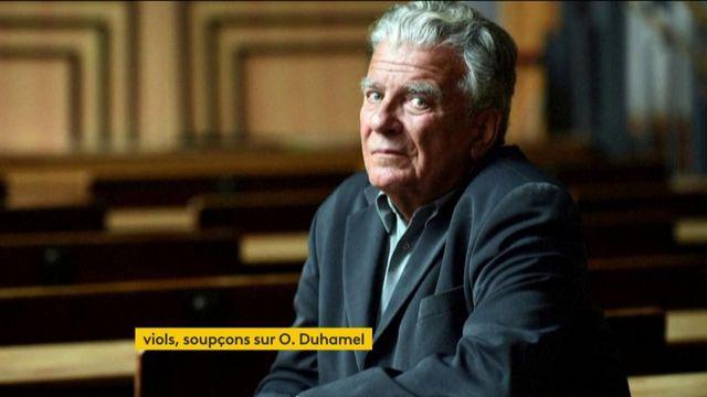 Le politologue Olivier Duhamel accusé de viol