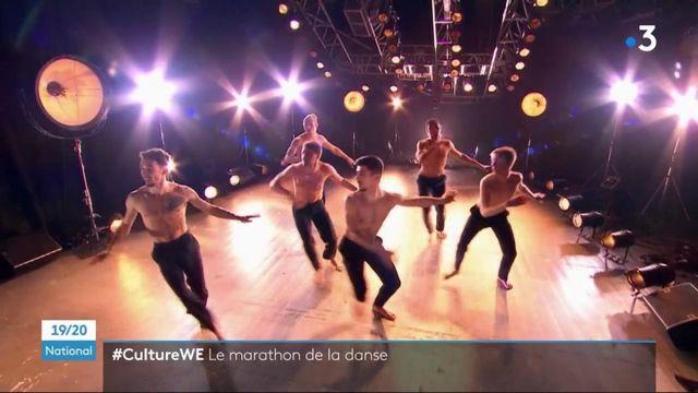 """Culture : """"On danse chez vous!"""", le marathon solidaire de la danse"""