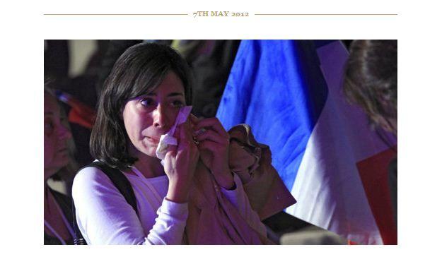 """Capture d'écran du Tumblr """"UMP chicks crying"""". (CAPTURE D'ÉCRAN / FTVI)"""