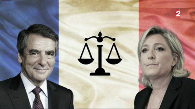 Présidentielle : la justice au coeur des attaques