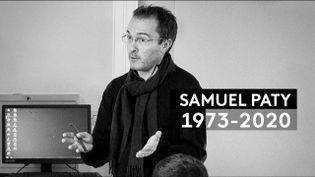 Samuel Paty, professeur d'histoire-géographie assassiné le 16 octobre 2020. (VILLE DE CONFLANS SAINTE HONORINE)