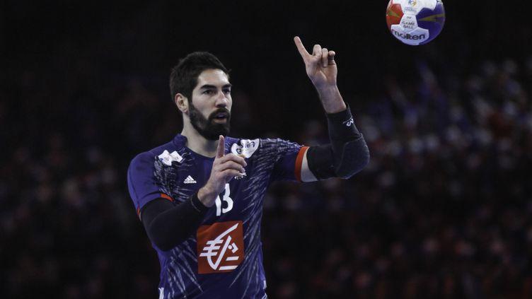 Nikola Karabatic annonce une tactique avec l'équipe de France (CITIZENSIDE/THIERRY THOREL / CITIZENSIDE)