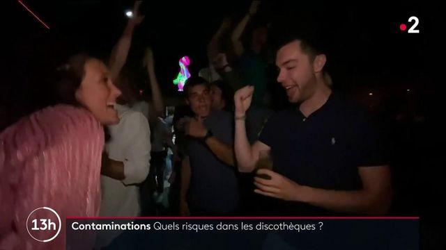 Contaminations au Covid-19 : pourquoi trouve-t-on des cas dans les discothèques ?