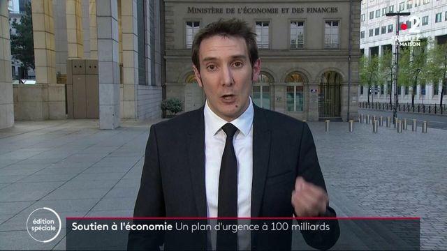 Soutien à l'économie : un plan d'urgence à 100 milliards d'euros