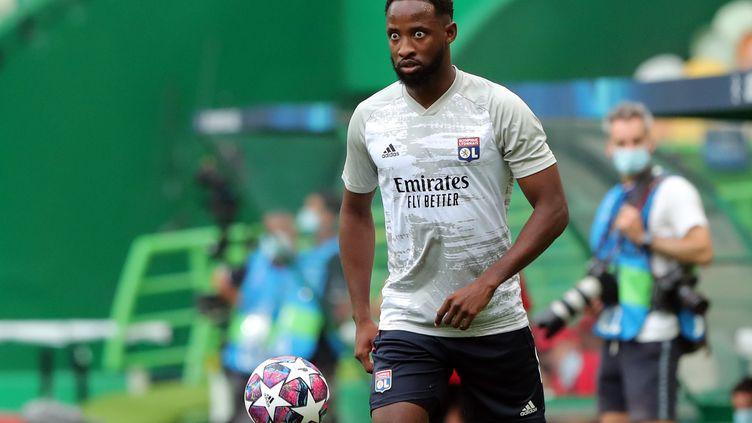 Moussa Dembélé a rejoint l'OL à l'été 2018 (MIGUEL A. LOPES / POOL)