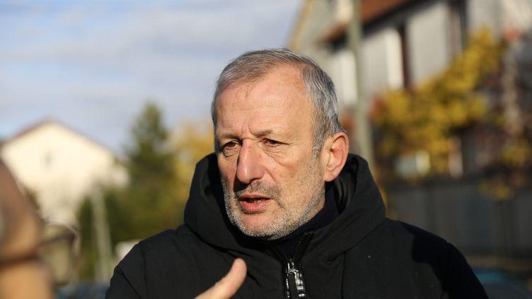 """Le député PS du Val-d'Oise François Pupponi se dit """"très inquiet"""" après l'agression d'un garçon de huit ans de confession juive à Sarcelles. (MAXPPP)"""