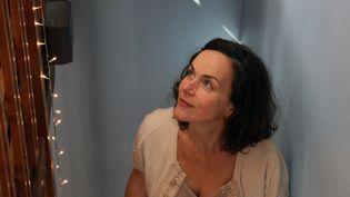 Portrait de la romancière Agnès Desarthe, août 2021 (Dante Desarthe)