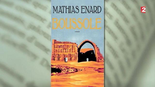 """Prix Goncourt : Mathias Enard et son roman """"Boussole"""" lauréat 2015"""