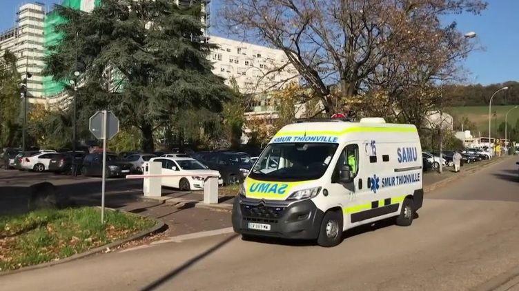 Coronavirus : reprise des transferts vers l'étranger  (France 2)