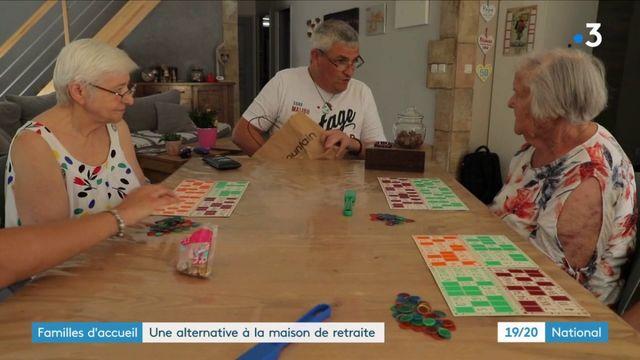 Séniors : les familles d'accueil, une alternative aux maisons de retraite