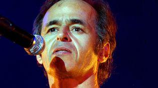 Jean-Jacques Goldman en juillet 2004.  (Françoise Tallieu /PQR Le Midi Libre / MaxPPP)