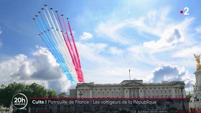 14-Juillet : la Patrouille de France, des virtuoses du ciel depuis près de 70 ans