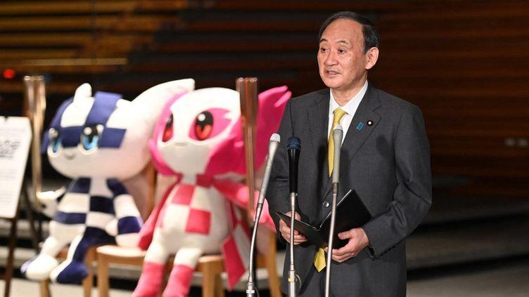 Le Premier Ministre japonais Yoshihide Suga a prolongé l'état d'urgence à Tokyo jusqu'au 20 juin. (KAORU TACHIBANA / YOMIURI)