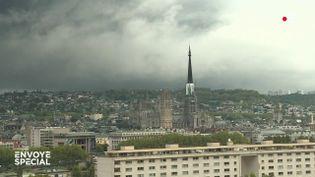 Rouen : un écran de fumée ? (ENVOYÉ SPÉCIAL  / FRANCE 2)