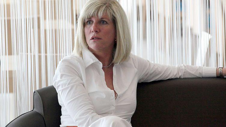 Sylvie Andrieux, députée PS des Bouches-du-Rhône, le 3 mai 2013 à Marseille. (PASCAL POCHARD / SIPA)