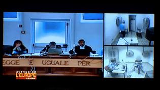 """Aemilia"", le procès de la 'Ndrangheta à Reggio Emilia, Italie (FRANCE 3 / FRANCETV INFO)"