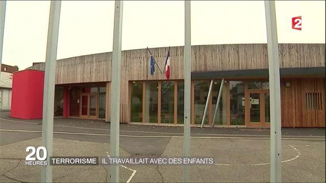Terrorisme : un des suspects interpellés travaillait dans une école élémentaire de Strasbourg