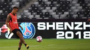 Le PSGa remporté le trophée des champions 2018, 4-0 contre Monaco (ANNE-CHRISTINE POUJOULAT / AFP)