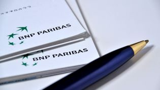 BNP Paribas facturera 30 euros par an la tenue de compte courant, à partir du 1er janvier 2016. (GERARD BOTTINO / CITIZENSIDE / AFP)