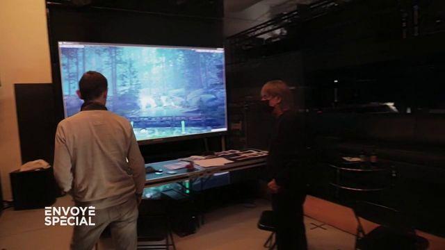 """Envoyé spécial. """"S'il y avait pas le Covid, on l'aurait jamais fait"""" : Jean-Louis Aubert bientôt en concert dans une forêt virtuelle"""