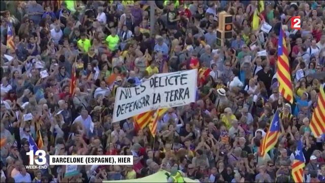 Catalogne : les indépendantistes ne s'avouent pas vaincus