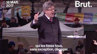 Jean-Luc Mélenchon (Brut)