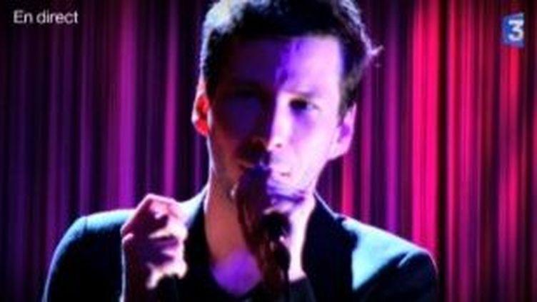 """Alex Beaupain en live avec """"Au Départ""""  (Culturebox)"""
