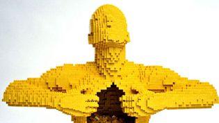 """Une oeuvre de Nathan Sawaya tirée de l'exposition """"The Art of the Brick""""  (Nathan Sawaya)"""